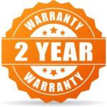 Warranty-2year